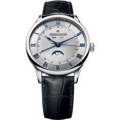 Maurice Lacroix Masterpiece Phase de Lune Men's Watch MP6607-SS001-110