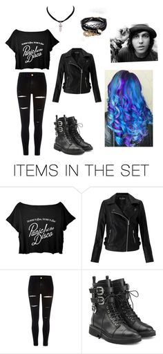 """@imbored0"" by mcrandtea ❤ liked on Polyvore featuring art"