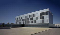 Galería - Nueva Jefatura Superior de Policía en Logroño / Matos-Castillo Arquitectos - 6