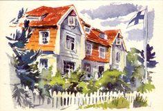 Kuva albumissa MAIJA KARMA - Google Kuvat Helsinki, Karma, Photo And Video, Google, Painting, Painting Art, Paintings, Painted Canvas, Drawings