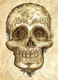 "Rick Rietveld's ""Fantaskullery"""