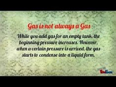 Why Gas Tanks Don't Have Pressure Indicators - YouTube