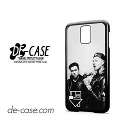 Zach Abels And Jesse Rutherford DEAL-12184 Samsung Phonecase Cover For Samsung Galaxy S5 / S5 Mini