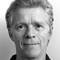 Rudy VanderLans -- Graphic Designer and publisher of Emigre Magazine.