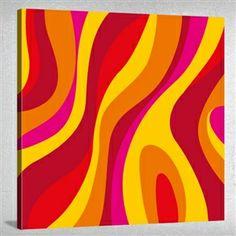 Renkler ve Dalgalar Tablo