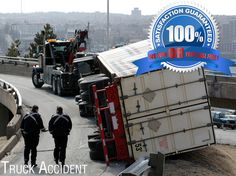 we make you win the proceedings of truck accidents cases, and offers you the best and most effective team of truck accident lawyers in Los Angeles.