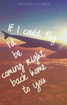 If I could fly- one direction