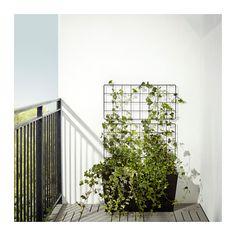 BARSÖ تعريشة ايكيا تسهل التعريشات تزيين الحوائط في الأماكن الخارجية بالنباتات…