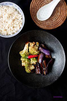 KOOKING: Berenjena China marinada estilo Hong Kong