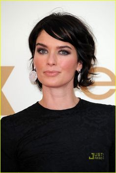 love her hair (Lena Headey)
