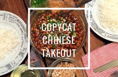 6 vegan & gluten free copycat chinese takeout recipes to make at home