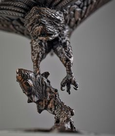 Sculptor Adrian Flanagan's bronze wildlife sculptures show the movement and grace of animals in their natural environments. Visit his online sculpture gallery. Sculptures, Lion Sculpture, Bronze Sculpture, Wildlife, Statue, Furniture, Art, Art Background, Kunst