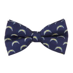 San Diego Chargers NFL Bow Tie (Repeat)