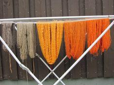 Wardrobe Rack, Mittens, Tassel Necklace, Tassels, Knitting, Yarns, Socks, Magic, Decor