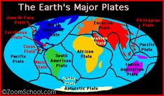 The Earth's Major Plates. A very informative website that deal's with the continental drift and other plate tectonic terms.