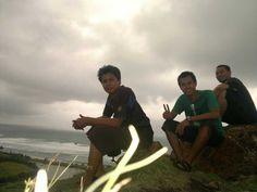 Kuta beach Lombok West Nusatenggara Indonesia