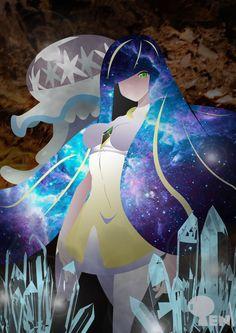 aaaAAAAAAA - Lusamine - SM spoilers - Pokémon - Pokémon SM  - gud art - fave characters