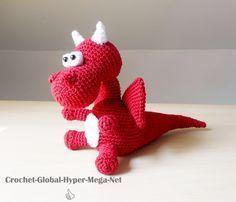 Non, je ne suis pas Khaleesi, the Mother of Dragons. Voici Yaki, un dragon sympa que j'ai réalisé à partir du tutoriel de Stephi's Köstlichkeiten dont je ne saurai prononcer le nom̷…