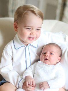 ジョージ・アレクサンダー・ルイ王子(Prince George Alexander Louis),シャーロッ - Yahoo!ニュース(ELLE ONLINE)