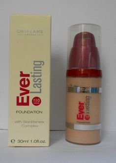EverLasting Foundation by Oriflame