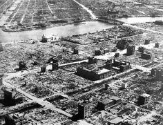Tokyo, en mars 1945