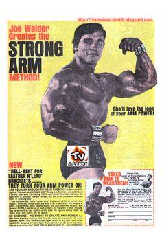 Propaganda Antiga (classic commercial) - Arnold Schwarzenegger