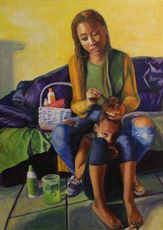 Artist - TSU Art Alumni Chasity Smith Artworks, Artist, Painting, Art Pieces, Painting Art, Paint, Draw, Amen, Artists