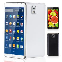 """Guofeng G9092 Android 4.3 Octa-Core MTK6592 1.7GHz 3G Smartphone w/ 5.7"""" HD Screen 13MP Camera GPS (2GB + 16GB) - Assorted Color"""