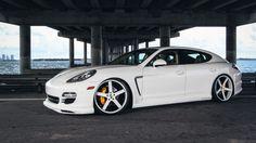 2012 Porsche Panamera 4S T5 Deep Concave wheels 1920×1080 HD