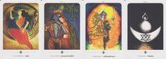 Sacred Indian Tarot by Kiren Rai & various artists