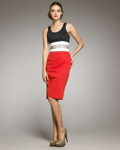 Carolina Herrera dress www.sewingavenue.com