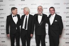 4 - Mike Eley BSC, Roger Deakins BSC ASC, Richard Andry AFC and Pierre Andurand