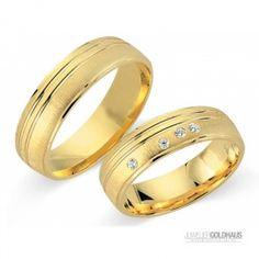 #Trauringe #Eheringe Gold Gelbgold - CERA3323