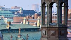 Stockholm's stunning rooftop tour