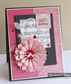 A Paper Melody: Color Throwdown 279 - Happy Birthday