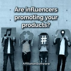Affiliate Marketing, Social Media Marketing, Digital Marketing, Promotion, Software, Products, Gadget