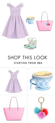 """""""Kate Spade"""" by stylekittybeauty on Polyvore featuring moda, Chi Chi e Kate Spade"""