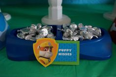 Birthday Party Ideas For Girls Paw Patrol 27 New Ideas Puppy Birthday Parties, Puppy Party, Dog Birthday, Birthday Ideas, August Birthday, Fourth Birthday, Paw Patrol Birthday Decorations, Paw Patrol Birthday Girl, Party Ideas