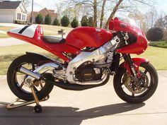 Yamaha RZ/RD 350 Hybrid Race Bike