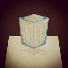 3D cube 3