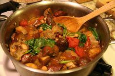 Baingan bharta (Aubergine curry) @ http://allrecipes.co.uk