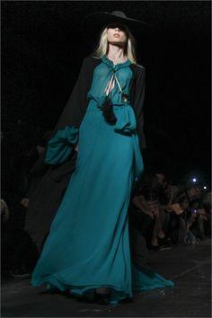 Saint Laurent - Spring Summer 2013 Ready-To-Wear - Shows - Vogue.it