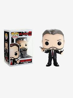 Hans Gruber Alan Rickman Die Hard Stirb Langsam Pop Filme & Dvds Movies #670 Figur Funko