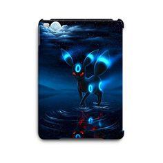 Umbreon Pokemon Dark iPad Air Mini 2 3 4 Case Cover - Cases, Covers & Skins