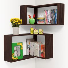 Gemelo Wall Shelves - Set of Two