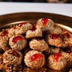 Cherry Pastini, delicious moist and incredibly quick to make #recipe !  ...