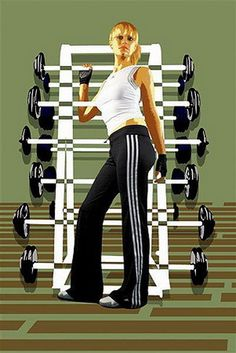 Sweating in Style: A Woman`s Guide to Gym Fashion