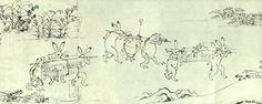 Root of MANGA(7/18)   Chōjū-jinbutsu-giga(鳥獣人物戯画) Created 12th century,      http://en.wikipedia.org/wiki/Chōjū-jinbutsu-giga