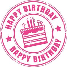 ┌iiiiii┐ Feliz Cumpleaños • Happy Birthday!!!