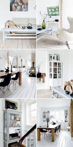"""skandinavisches Design - ich liebe es. Bin ja auch """"nordish by nature"""" ;)"""